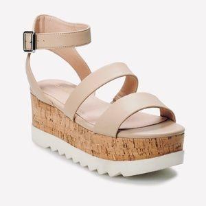 Madden NYC Sage Women's Platform Sandals